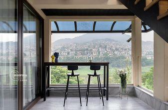 20万以上140平米别墅混搭风格阁楼装修案例