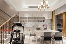 豪华型140平米别墅美式风格健身房装修案例