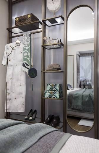 豪华型130平米四室两厅中式风格衣帽间图片