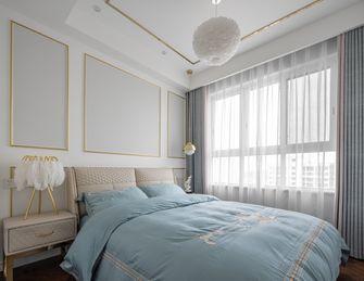 富裕型50平米美式风格卧室欣赏图