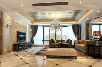 豪华型140平米别墅新古典风格客厅设计图