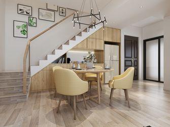 100平米三室两厅北欧风格楼梯间装修图片大全
