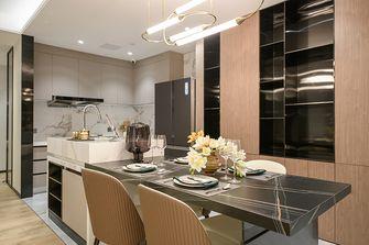 10-15万70平米一室两厅轻奢风格厨房图片大全