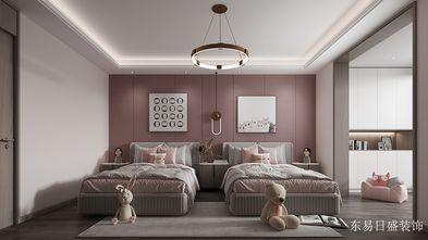 140平米复式轻奢风格青少年房装修效果图
