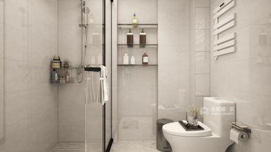 豪华型140平米复式北欧风格卫生间设计图