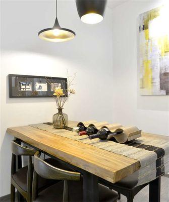富裕型90平米混搭风格餐厅设计图