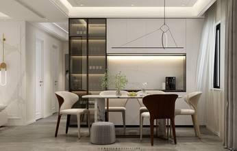 豪华型140平米四现代简约风格餐厅效果图