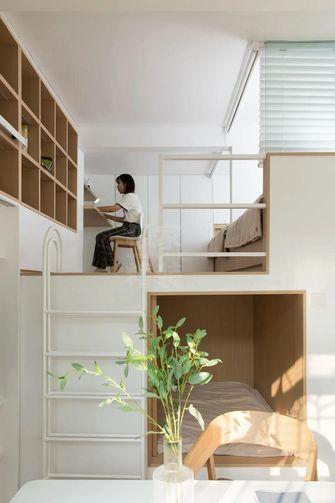 30平米超小户型现代简约风格楼梯间装修效果图