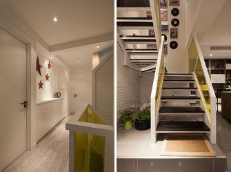 20万以上140平米四室两厅混搭风格楼梯间装修案例