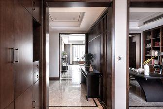 130平米四室两厅中式风格玄关图片