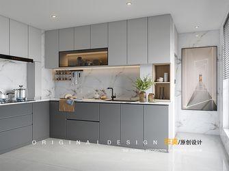 15-20万140平米复式中式风格厨房装修案例