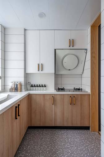 20万以上130平米三室两厅日式风格厨房装修案例