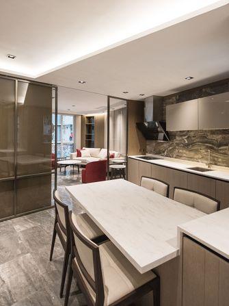 10-15万50平米一室一厅现代简约风格餐厅图片
