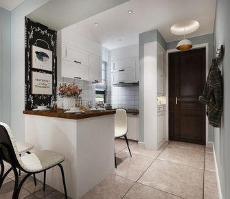 公寓英伦风格厨房图片