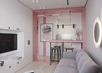 5-10万30平米小户型北欧风格客厅图