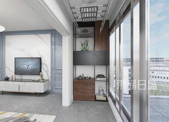 5-10万70平米现代简约风格阳光房装修图片大全