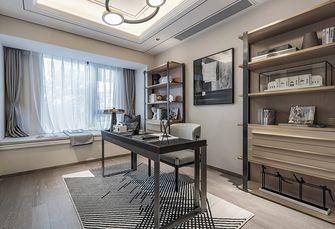 20万以上140平米四室两厅轻奢风格书房图