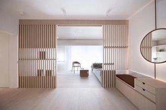 5-10万60平米一居室日式风格客厅装修图片大全
