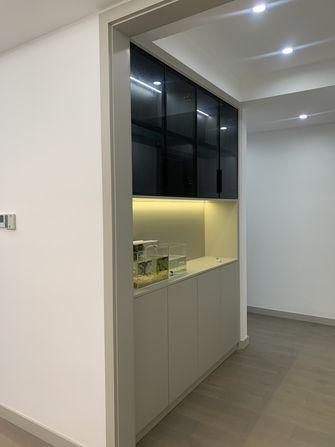 140平米三室一厅现代简约风格走廊装修效果图