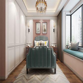富裕型140平米四欧式风格卧室装修效果图