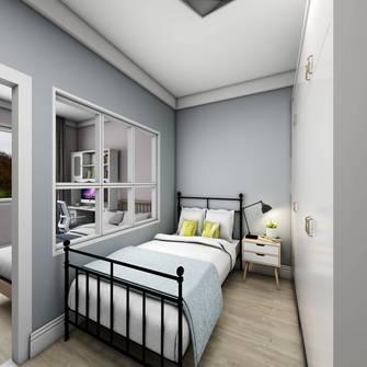 经济型70平米混搭风格卧室装修图片大全