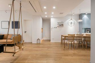 10-15万110平米三室一厅日式风格客厅图片大全