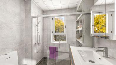 富裕型120平米三室三厅欧式风格卫生间装修图片大全