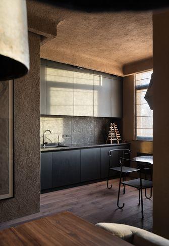豪华型130平米复式工业风风格厨房图