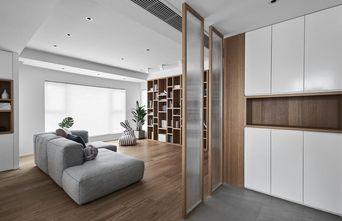 10-15万110平米三室两厅日式风格玄关图
