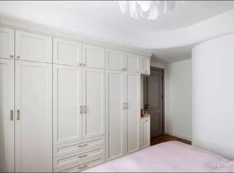 经济型60平米一室一厅法式风格卧室设计图