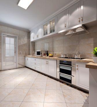 140平米四法式风格厨房图