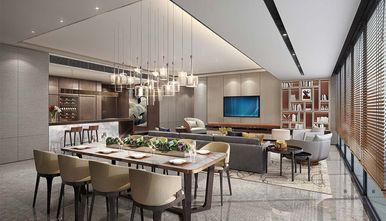 140平米欧式风格餐厅装修效果图