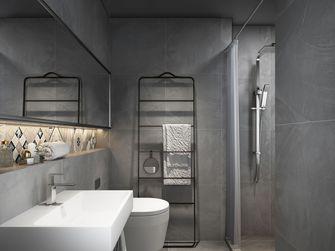 富裕型70平米轻奢风格卫生间装修效果图