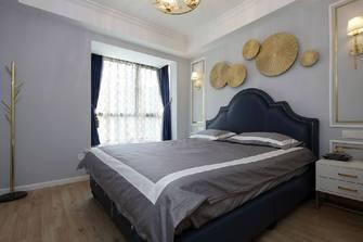 富裕型90平米欧式风格卧室图片