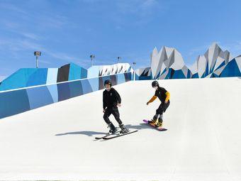 綠地三甲港頑酷運動魔方·滑雪·卡丁車·攀巖
