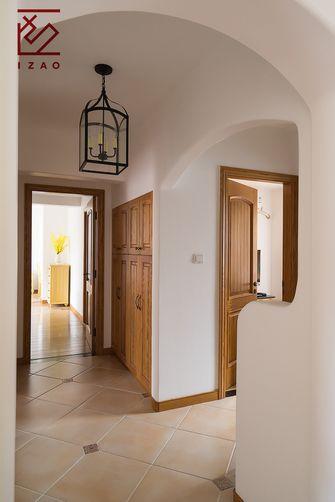 10-15万140平米三室两厅田园风格走廊图片大全