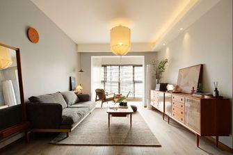 100平米三室一厅现代简约风格客厅图片大全
