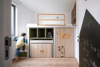 5-10万120平米日式风格青少年房装修案例