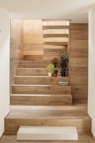 20万以上130平米日式风格楼梯间效果图