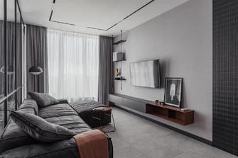5-10万公寓工业风风格客厅装修效果图