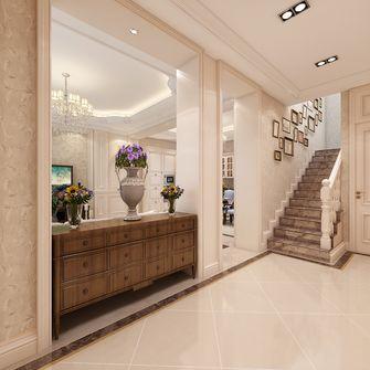 140平米复式欧式风格楼梯间效果图