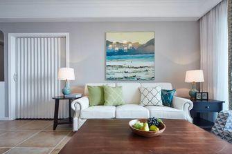 20万以上100平米四室一厅美式风格客厅图片大全