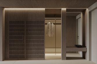 豪华型140平米别墅日式风格衣帽间设计图