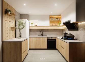 20万以上140平米四现代简约风格厨房装修案例