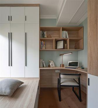 3-5万60平米公寓北欧风格书房图