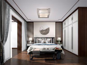 富裕型130平米三中式风格卧室图片