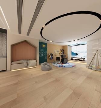 140平米四室六厅现代简约风格其他区域效果图