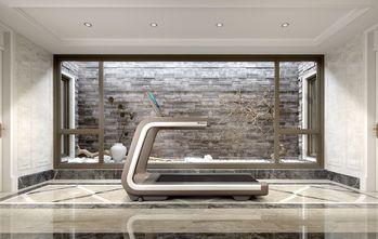 豪华型140平米别墅北欧风格健身房图片