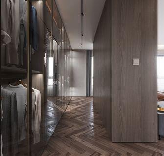 20万以上140平米别墅混搭风格衣帽间图