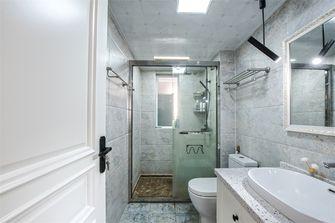 富裕型140平米三室两厅美式风格卫生间效果图